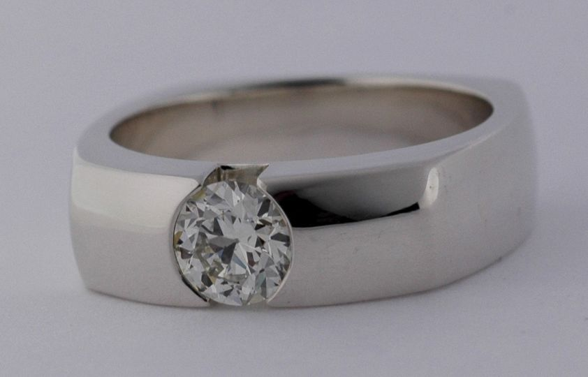 Simple solitaire band