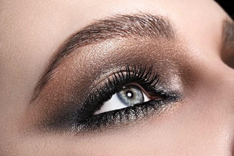 Wedding eyeshadow