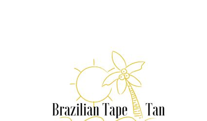 Brazilian Tape Tan