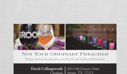 David Collingsworth - Not Your Ordinary Preacher