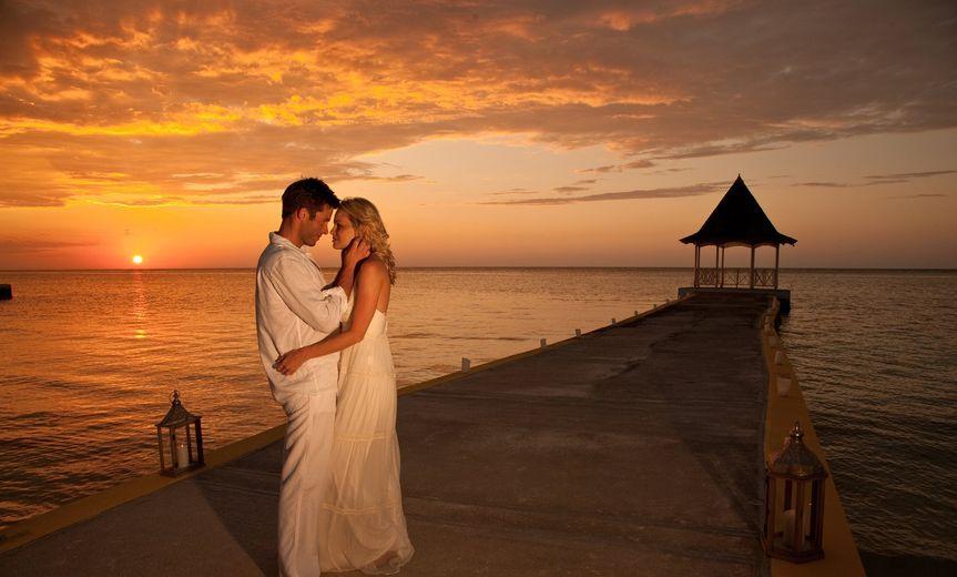 sandals montego bay jamaica sunset 51 1044243