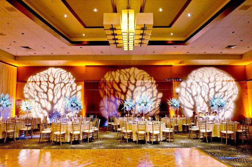 San Diego Ballroom setup
