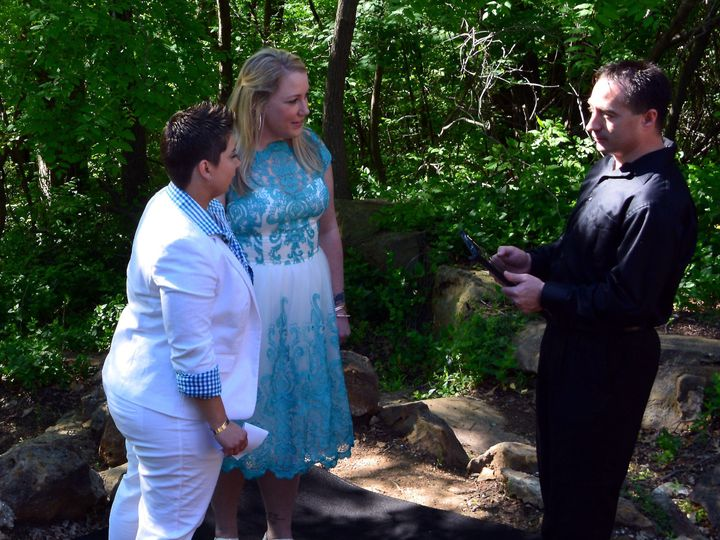 Tmx 1431564135598 Amanda Aubre Wedding 11 Muskogee, Oklahoma wedding officiant