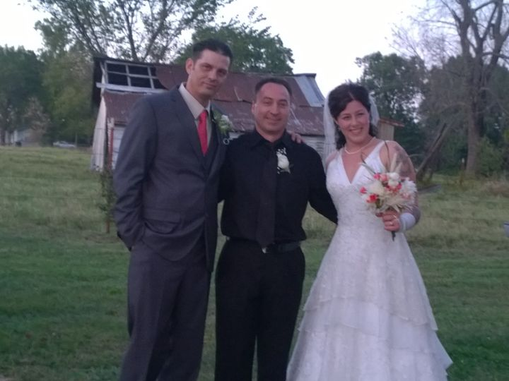 Tmx 1447283659040 Wp20150926002 Muskogee, Oklahoma wedding officiant