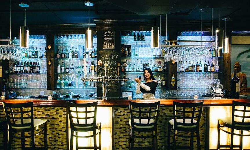 Zaika New York bar