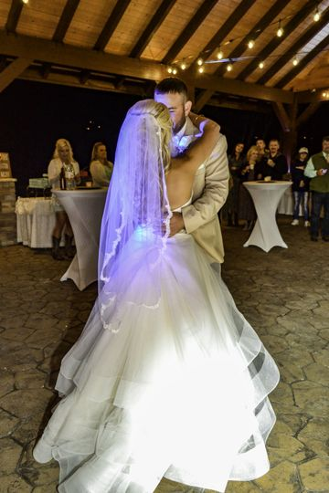 The magic of the first dance