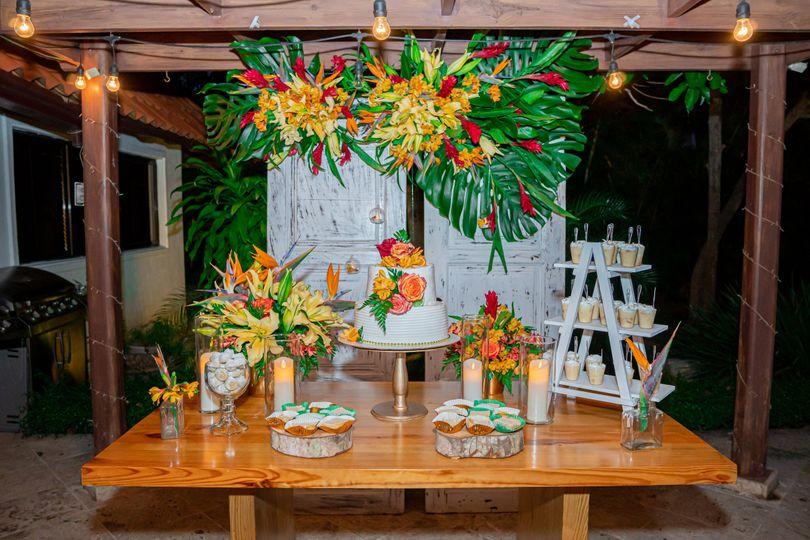 50th Tropical Anniversary