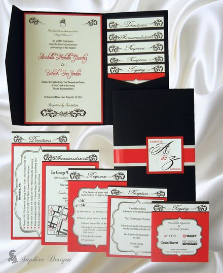 Black Velvet Collection- Can come in your wedding colors