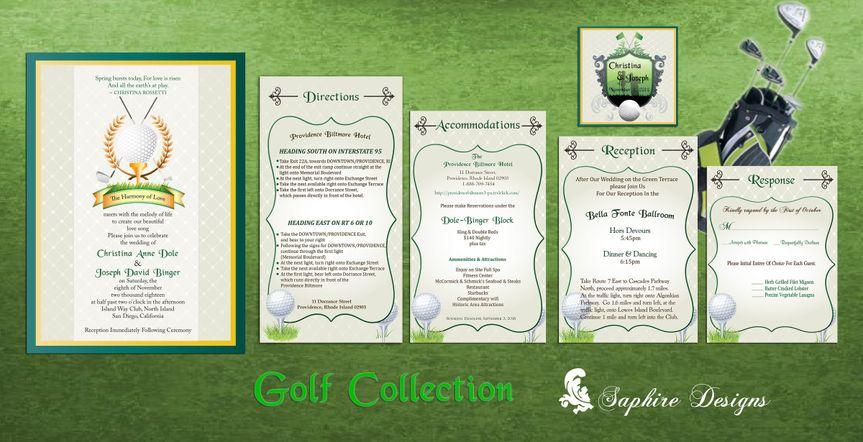 golf collectio