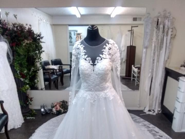 Tmx Carol3 51 636243 Candler, NC wedding dress
