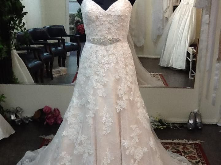 Tmx Carol4 51 636243 Candler, NC wedding dress