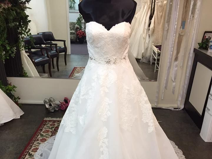 Tmx Carol5 51 636243 Candler, NC wedding dress