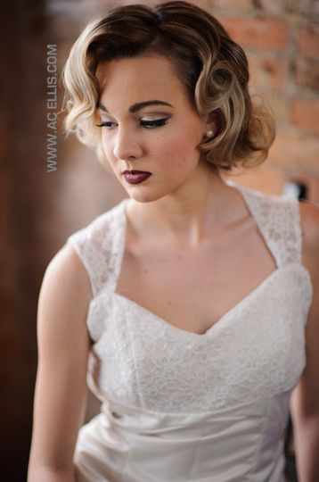 Bridal Makeup and Hair by Angelique