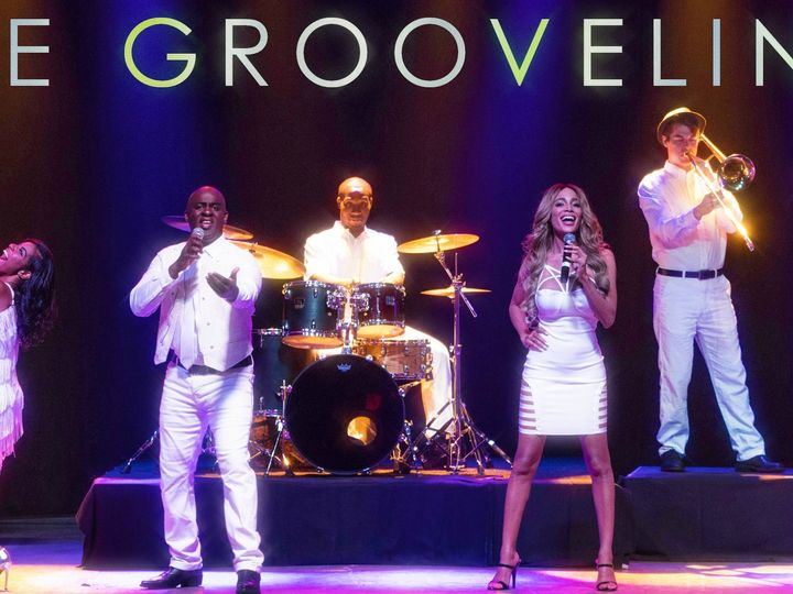 Tmx Grooveline White Stage Name 9 Glow More 51 1007243 Dallas, TX wedding band
