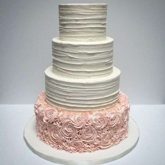 rose wedding cake 51 1057243