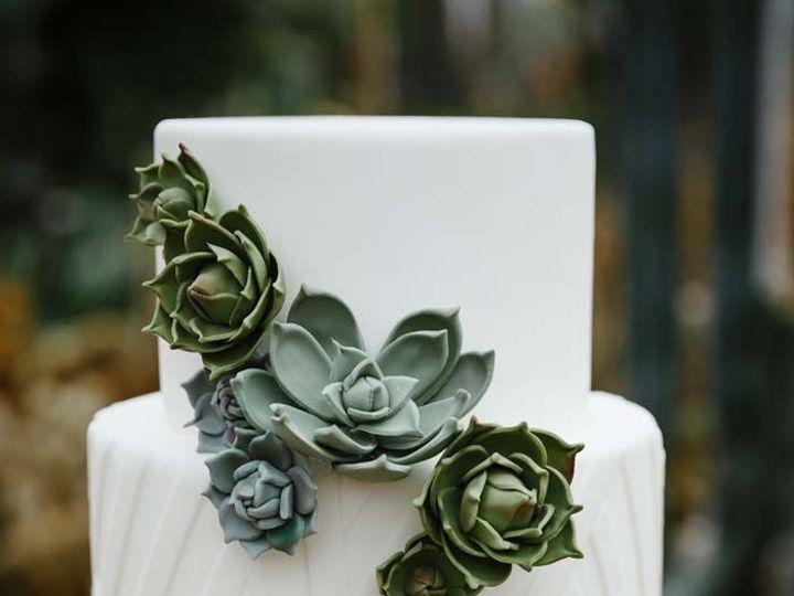 Tmx Succulent 51 1057243 West Linn, OR wedding cake
