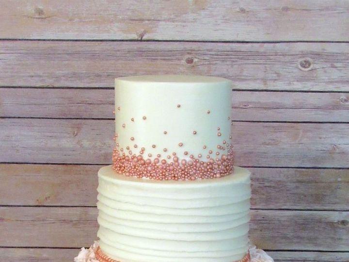 Tmx Wedding Pink Pearl 51 1057243 V1 West Linn, OR wedding cake