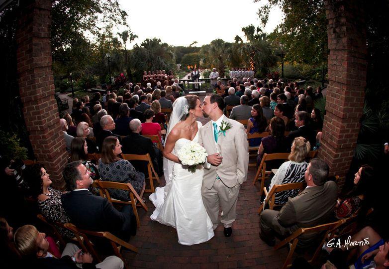 Botanical Garden Ceremony