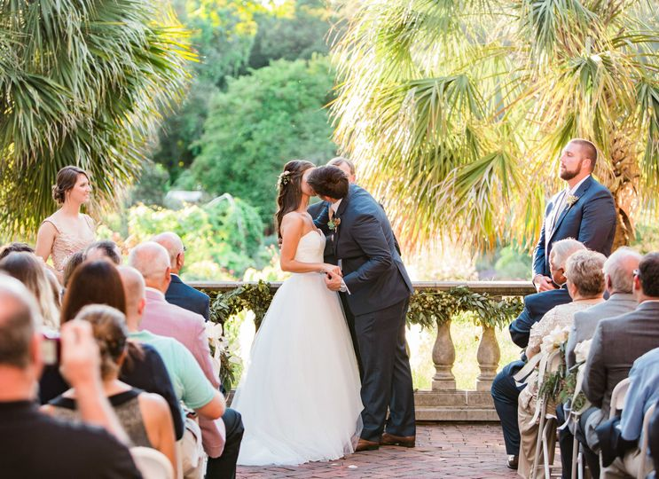 Botanical Garden - Ceremony
