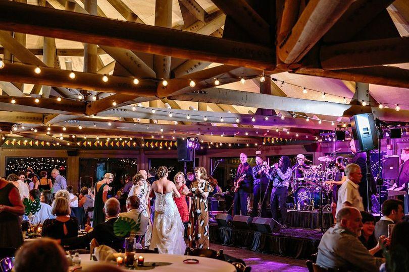 Ndoki Lodge - Reception (Band)