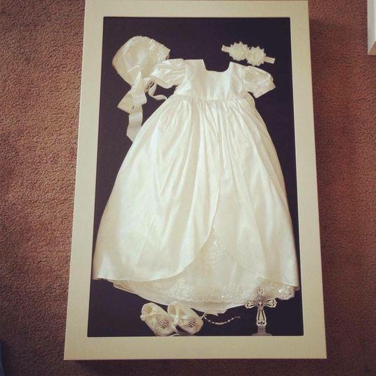 Preserved dress