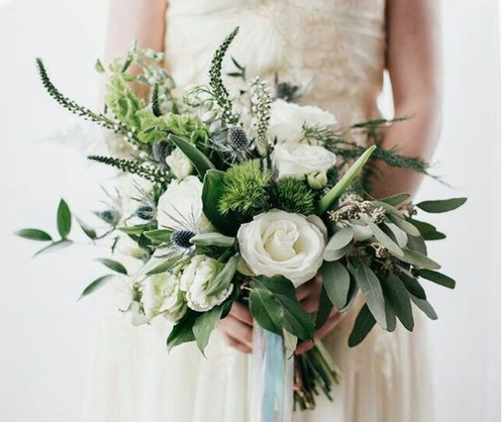 Charlotte wedding flowers