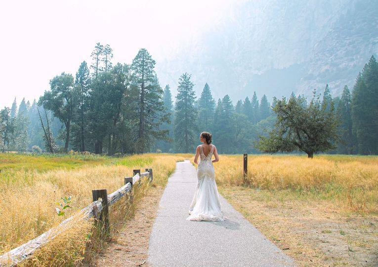 Strolling in the Meadow