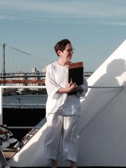 Boat ceremony