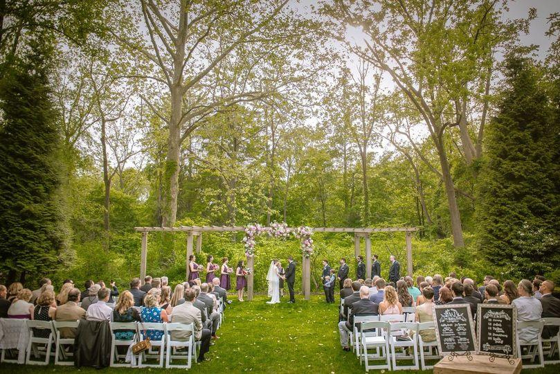 A beautiful ceremony | David McShea photo