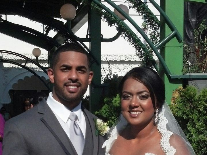 Tmx 1420777717028 Scholastica And Naresh Clifton, New Jersey wedding officiant
