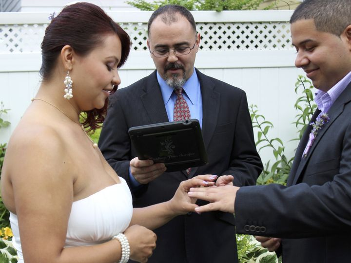 Tmx 1420778495577 Img7471 Clifton, New Jersey wedding officiant