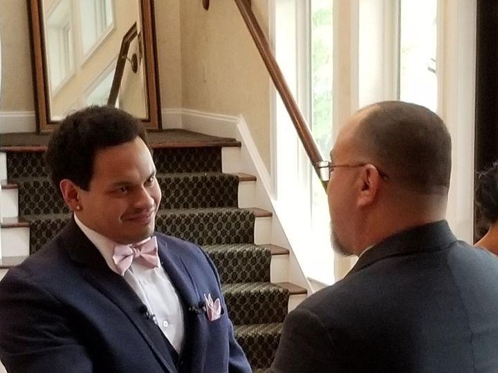 Tmx 20180909 165526 51 449243 1572555920 Clifton, New Jersey wedding officiant