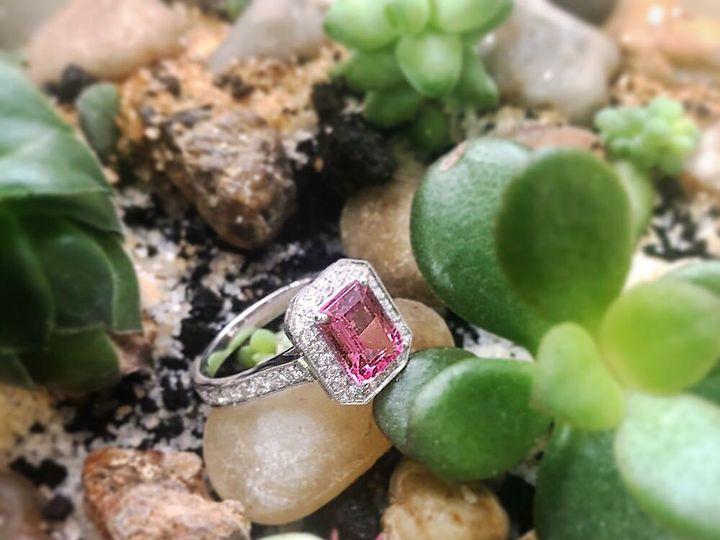Tmx 5204ac Pinksapphire 51 1289243 159811907211943 North Royalton, OH wedding jewelry