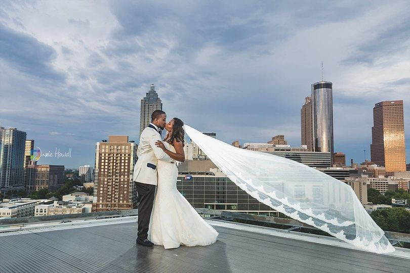 Rooftop in Atlanta