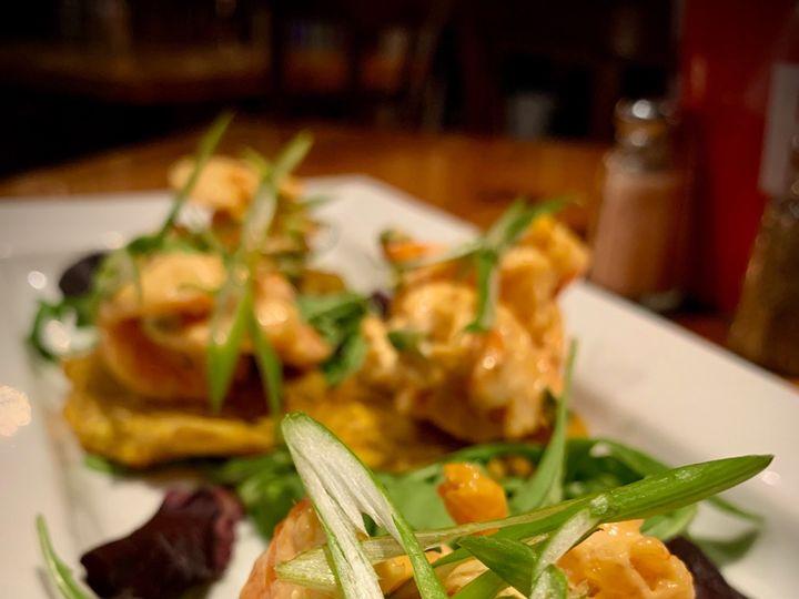 Tmx Caribbean Shrimp On Tostones 51 1930343 158109548315937 Milford, CT wedding catering