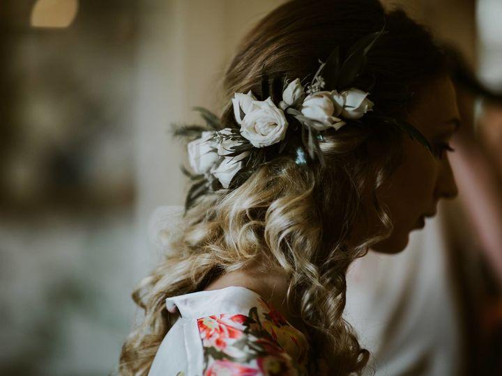 Tmx 1509825817923 Flower Crown Asymmetrical Wauwatosa, WI wedding florist