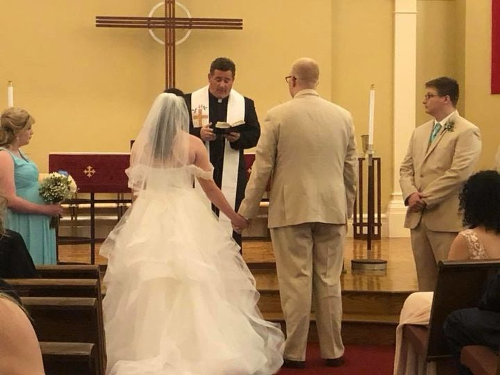 Cuda Wedding May 27, 2018