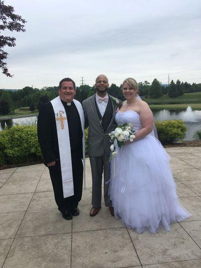 McPherson Wedding May 20 2017