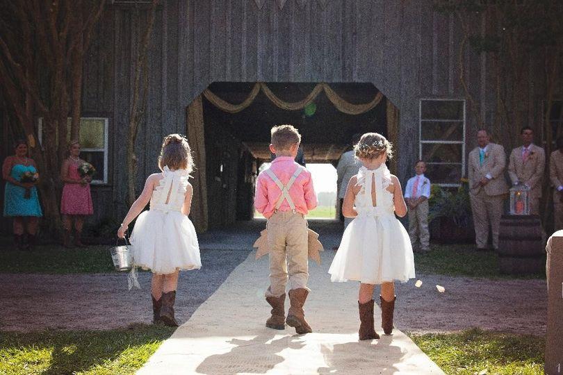 WW Family Ranch Weddings