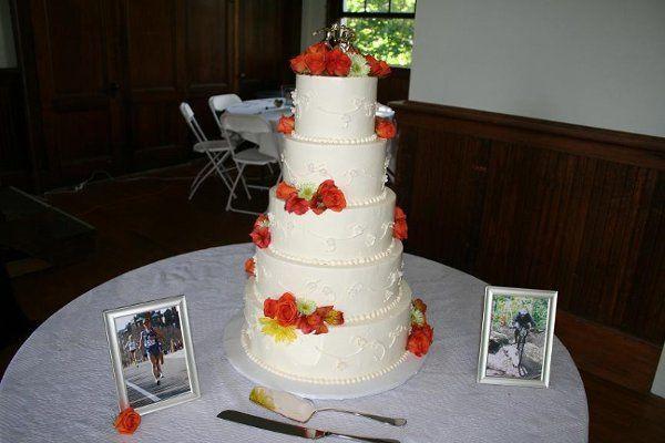 Tmx 1250470130621 5tierOrange Walpole wedding cake