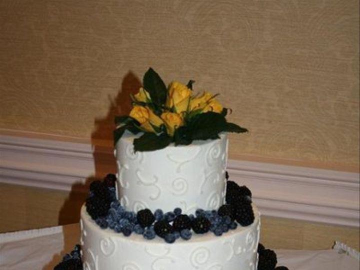 Tmx 1250470144246 Blues Walpole wedding cake