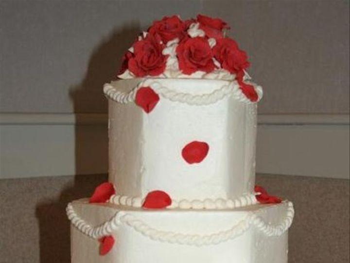 Tmx 1250470150637 Hexagon Walpole wedding cake