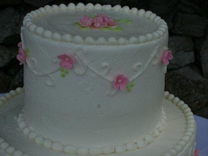 Tmx 1250470153996 PinkVineClose Walpole wedding cake