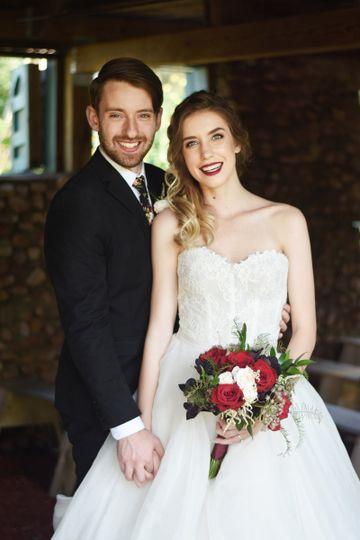 Dress: Posh Bridal Couture Wayzata Photography: Abigail Ann Photography Models: Slav and Anya...