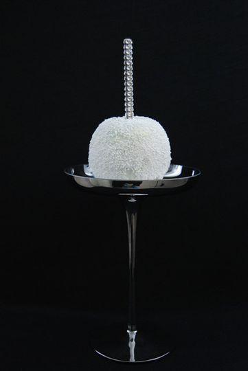 white apple web