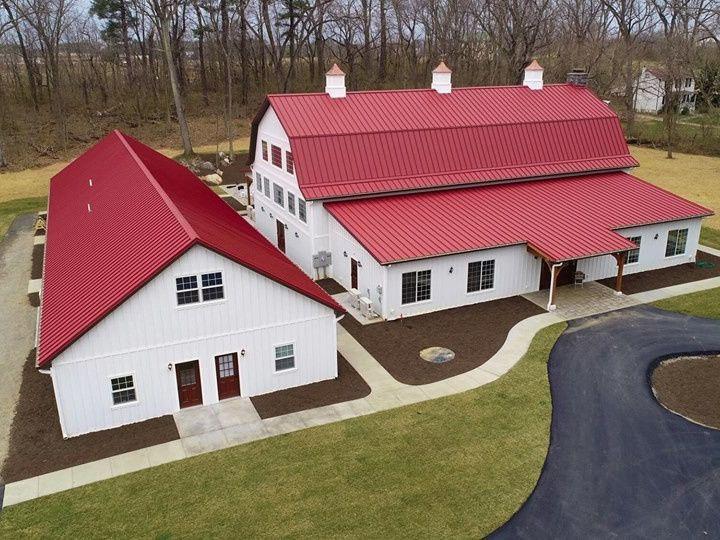 Tmx Barn First Wedding Aerial 51 1036343 1556725252 Berryville, VA wedding venue