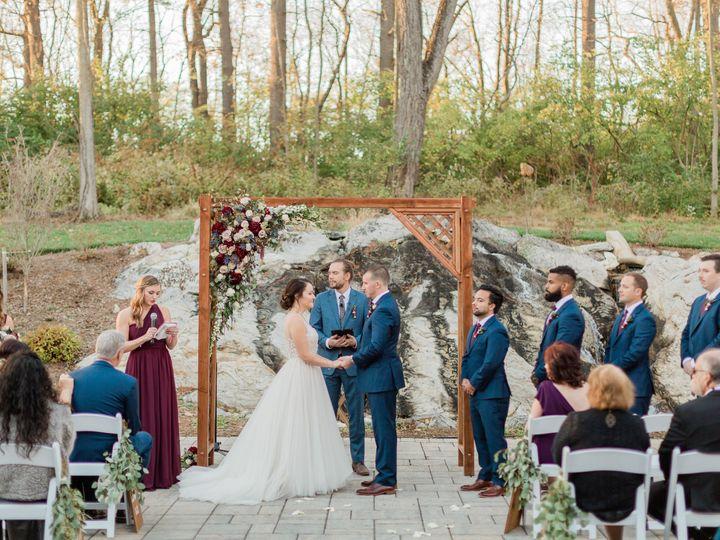 Tmx Laurenryan Wedding Ceremony Rosemontmanor Berryvilleva 11202020 8621 51 1036343 161375646455353 Berryville, VA wedding venue