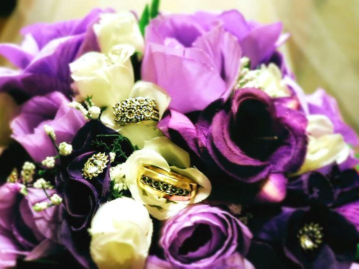 Tmx Purple Bouquete 51 1056343 1562571925 Charlotte, NC wedding videography