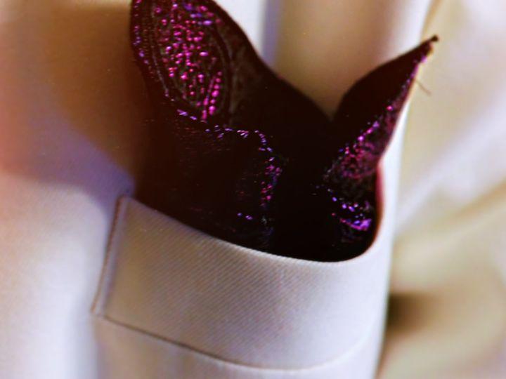 Tmx Purple Handkerchief 51 1056343 1562571925 Charlotte, NC wedding videography