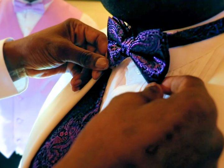 Tmx Purple Tie 51 1056343 1562571929 Charlotte, NC wedding videography